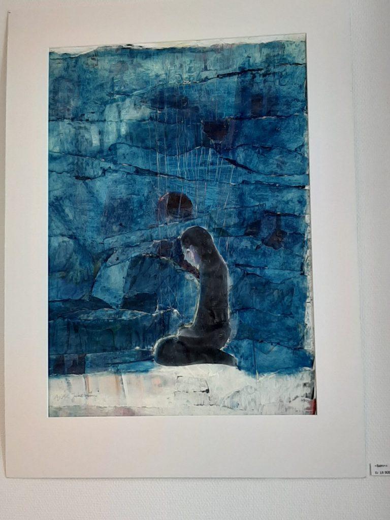 """Bildet """"Bønn"""" av Anne Jacobsen"""