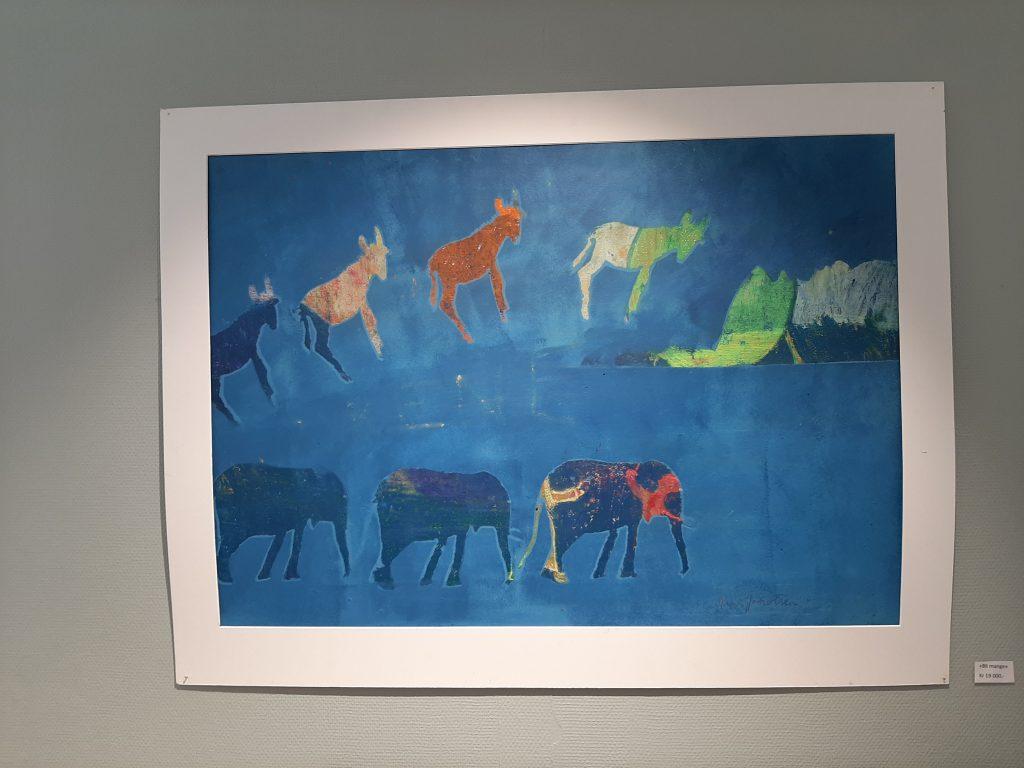 """Bildet """"Bli mange"""" av Anne Jacobsen"""